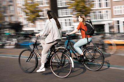 Город в Нидерландах строит первый жилой район без автомобилей