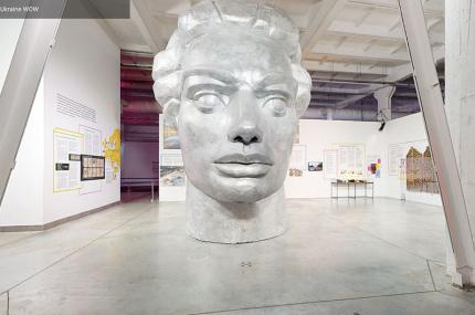 Выставка Ukraine WOW ушла в онлайн