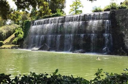 Спустя 56 лет, в Риме вновь открылся парк фонтанов и водопадов