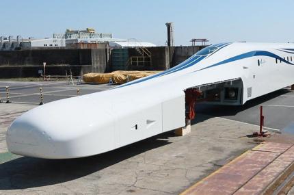 Японцы показали улучшенную кабину своего самого быстрого поезда