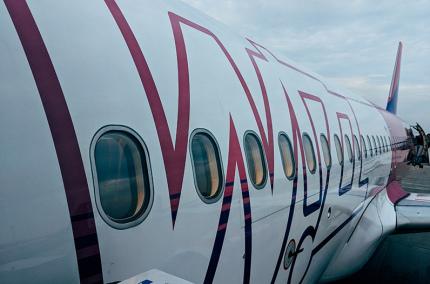 В этом году Wizz Air закупит 15 новых самолётов