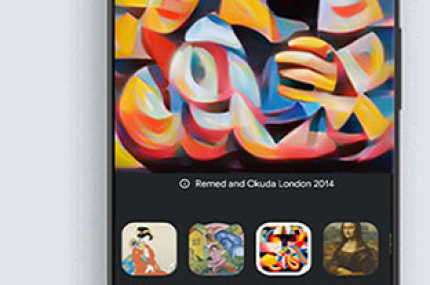 Новый сервис Google превращает фотографии в произведения искусства
