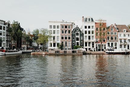 С июля в Старом Амстердаме запретят сдавать жильё на Airbnb
