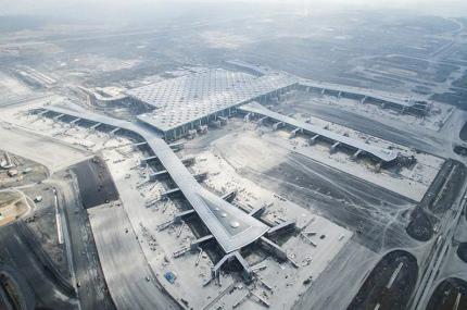 В аэропорту Стамбула заканчивают строительство пятой полосы