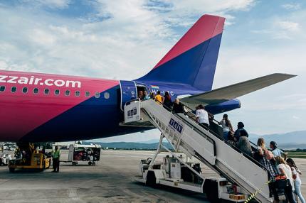 Wizz Air возобновит полёты из Лондона в мае