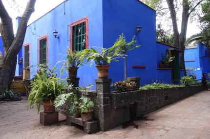 Голубой дом-музей Фриды Кало открылся онлайн