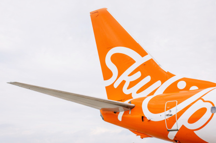 SkyUp будет летать из Киева в Стамбул
