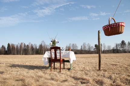 В Швеции откроют ресторан на одного человека