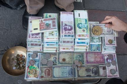 В Иране изменилась национальная валюта