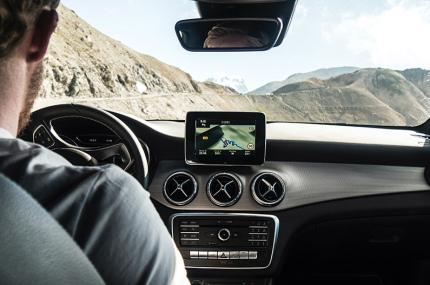 Создан сервис для виртуальных туров на автомобиле