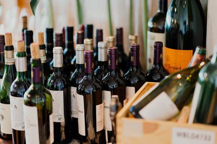 Определены самые популярные сорта вин и виски