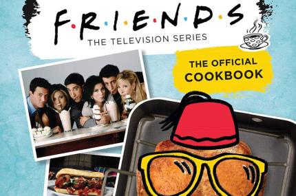 На Amazon стартовал предзаказ книги с рецептами из сериала «Друзья»