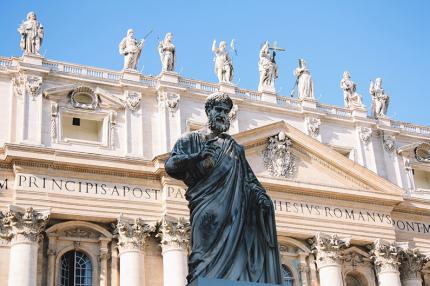 Музеи Ватикана снова откроют свои двери 1 июня