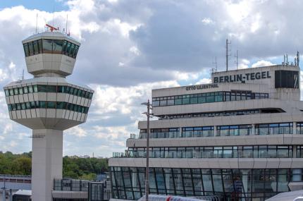 Берлинский аэропорт Тегель закроется 15 июня