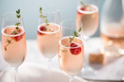 В Италии впервые будут производить розовое просекко