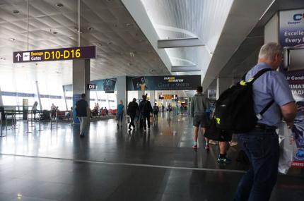 Аэропорт Борисполь возобновит внутренние перелёты по новым правилам