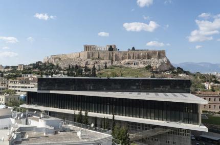 В Афинах снесут часть отеля, чтобы открыть вид на Акрополь