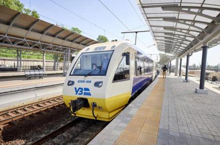 Укрзалізниця запускает Kyiv Boryspil Express