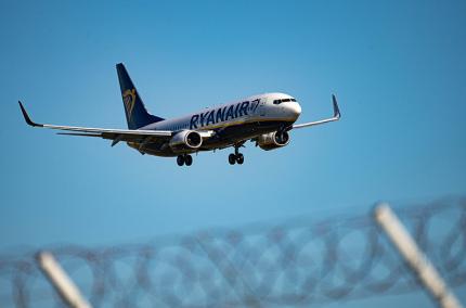 Ryanair отменил сбор за изменение даты вылета