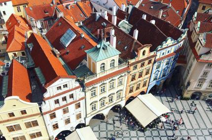 Прага собирается пересмотреть свой туристический имидж