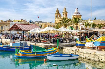 Мальта расширила список стран, для которых в июле откроет границу