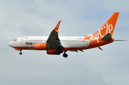 SkyUp собирается вернуться к полётам с 1 июля