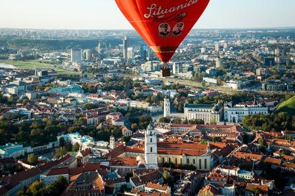 Украинцы смогут летать в Литву с июля