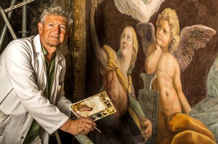 В Риме найдена неизвестная работа Рафаэля