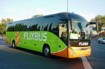 FlixBus возвращается в Украину после карантина