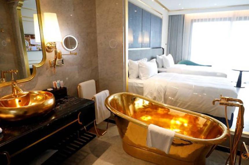 золотой отель вьетнам