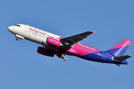 Wizz Air начнёт летать из Одессы в Абу-Даби