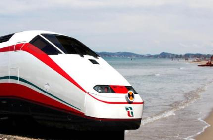 Итальянский оператор железных дорог оплачивает проезд на местные курорты