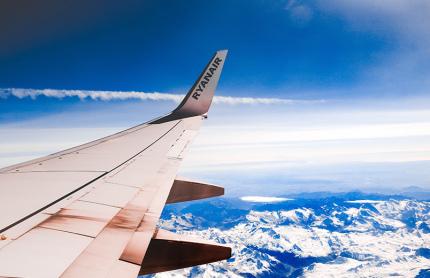 Ryanair будет летать из Киева в Неаполь