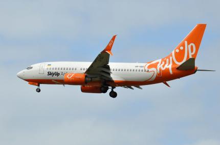 SkyUp вводит платную регистрацию в аэропорту