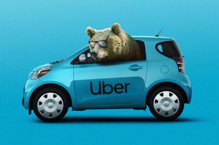 Uber планирует перейти на электромобили к 2040 году