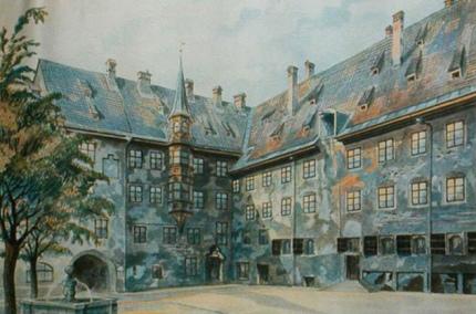 Акварели Гитлера выставят на аукционе