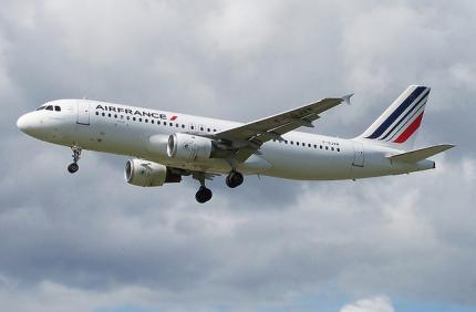 Air France предлагает дешевые билеты из Киева в Европу