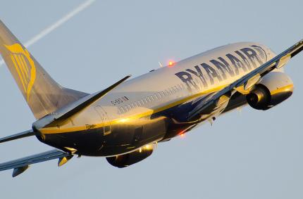 Аэропорт Львова заключил соглашение с Ryanair