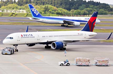 Delta Air Lines тестирует сканирование отпечатков пальцев для допуска на рейс