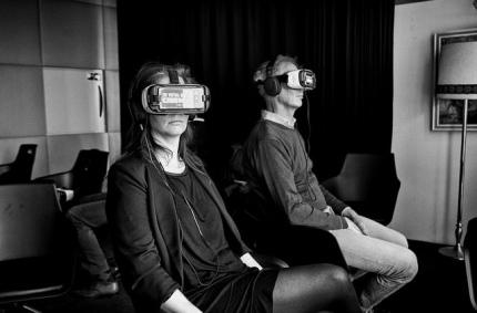 Air France запустила услугу виртуального кинотеатра