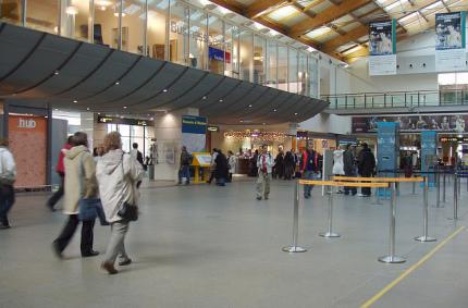 В октябре венецианский аэропорт Тревизо закроется на ремонт