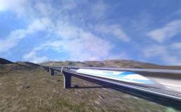 В Китае построят аналог Hyperloop