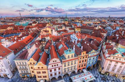 В Чехии пройдет архитектурный фестиваль