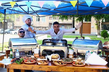 В Армении пройдет гастрономический фестиваль