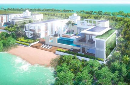 Леонардо Ди Каприо откроет эко-отель на карибском острове