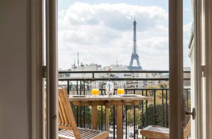 В Париже ограничат время аренды жилья через Airbnb