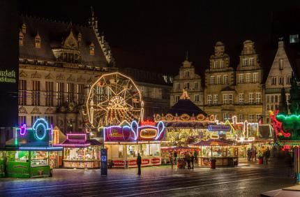 В Германии пройдет старейший национальный фестиваль Фраймаркт