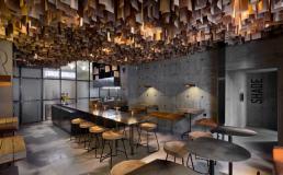 Дизайн интерьера полтавского ресторана признан лучшим в Европе