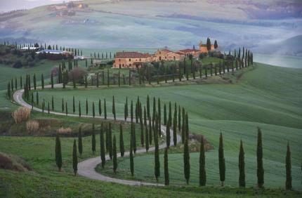 Создан ресурс, посвященный туризму Тосканы