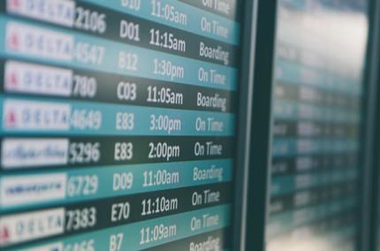 Названы страны, пассажиры которых летают чаще всего